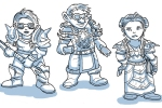 Sketches - Gnomes