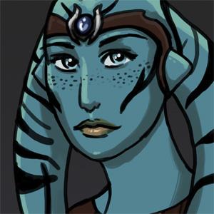 Colour Avatar - Nima