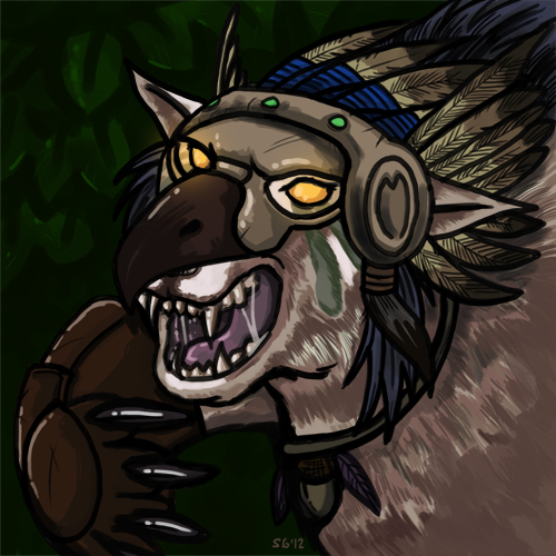 Colour Avatar - Bear
