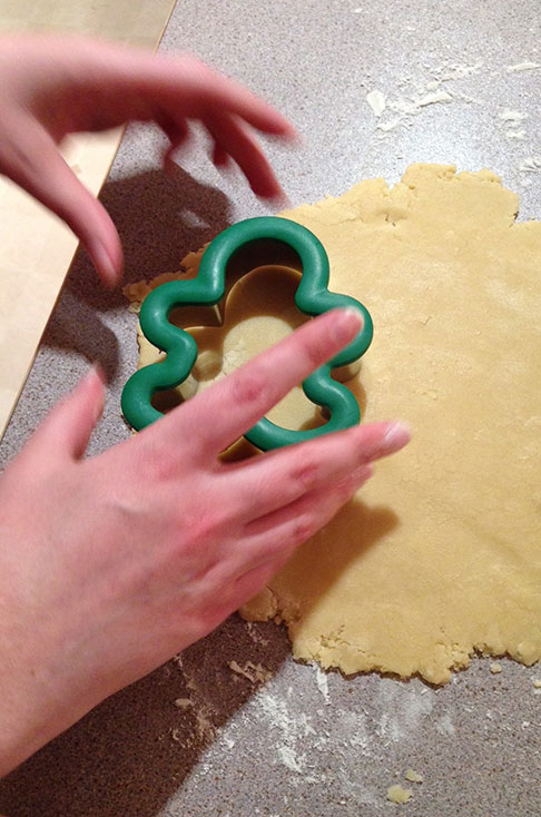 cookiecutting