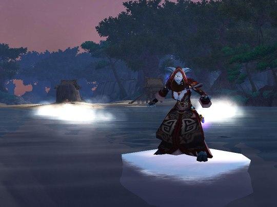 AHH iceberg raft!