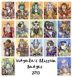 2013 badges.